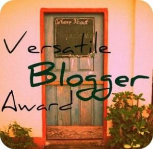 versat blogger award